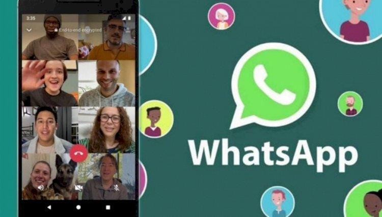 अब व्हाट्सएप पर एक साथ इतने लोग कर सकेंगे वीडियो काॅलिंग