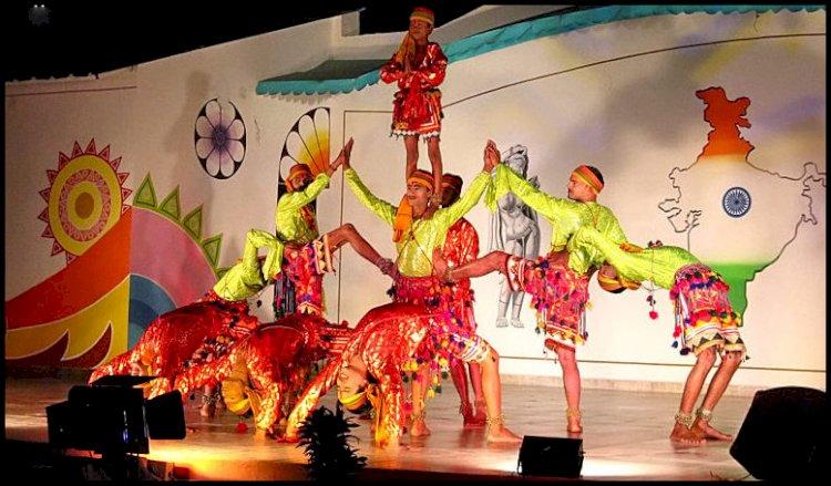 बुन्देलखण्ड का दिवारी नृत्य