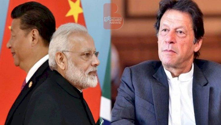 चीन-भारत के बीच में पाकिस्तान का क्या काम ?