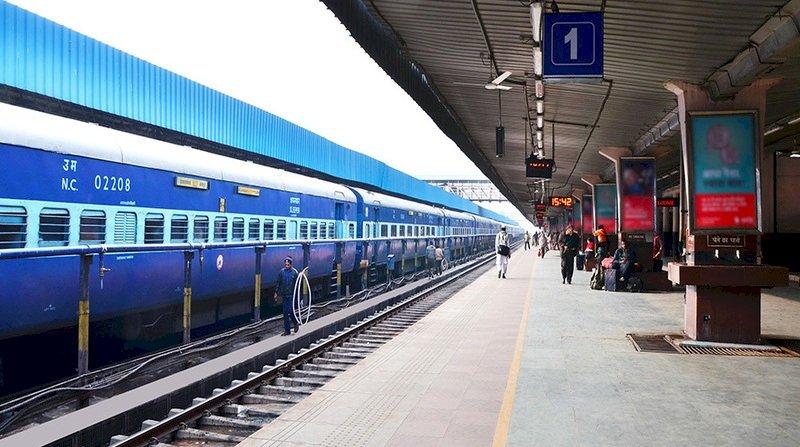 Indian railways, Up Sampark kranti express train, railway news banda, bundelkhand