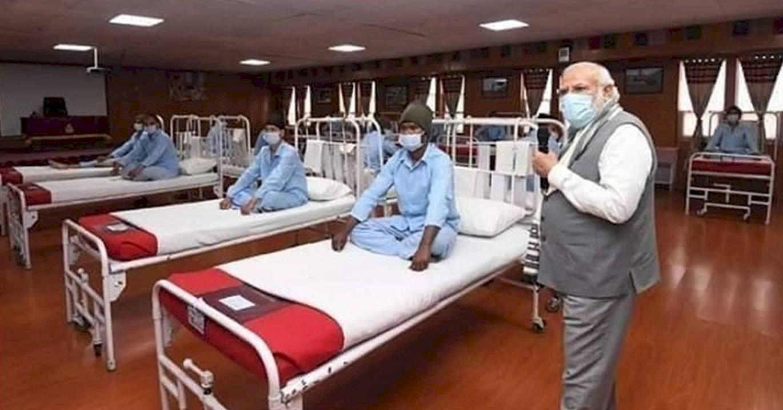 लेह के आर्मी अस्पताल पर उठ रहे सवालों को सेना ने बताया दुर्भावनापूर्ण