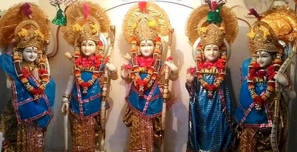दक्षिण भारत जाते समय बांदा के रामनिवास में रुके थे श्री राम