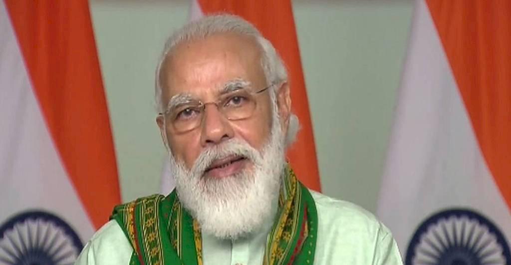 प्रधानमंत्री मोदी ने कहा : देश में कोरोना के एक्टिव मामले हुए कम, रिकवरी रेट बढ़ा