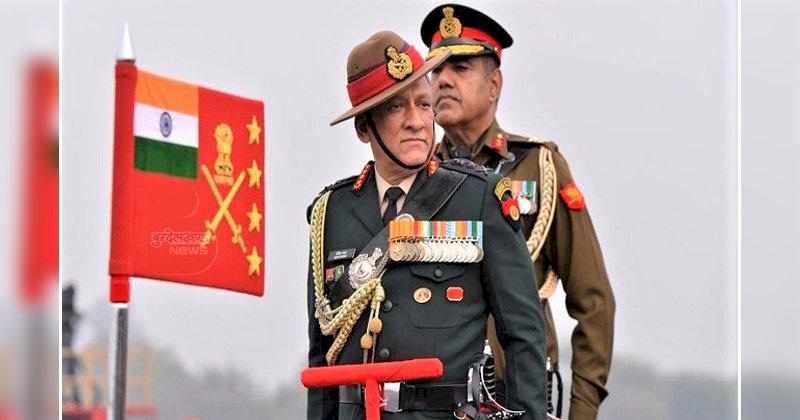 एलएसी पर चीन से निपटने को भारतीय सेना तैयार : सीडीएस