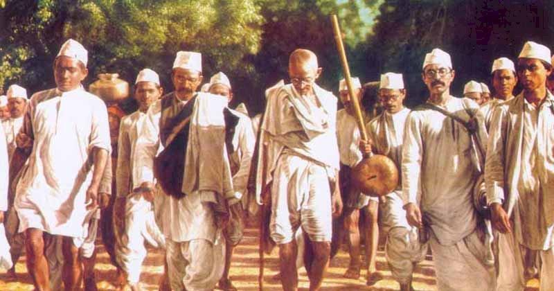 महात्मा गांधी के बाद अब ये लोग शुरू करेगें दाण्डी यात्रा