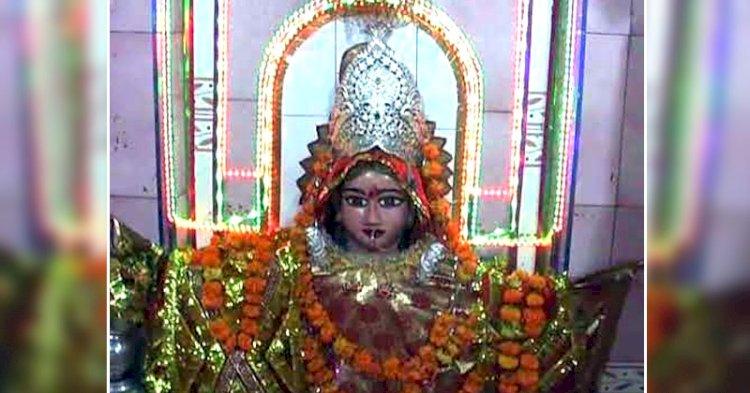 नवरात्र : मां मुक्ता देवी का दर्शन सुहागिनों के लिए माना जाता है अति सौभाग्यशाली