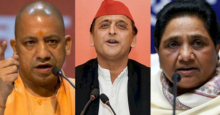 सपा को हराने के लिए भाजपा का सहयोग कर सकती है बसपा