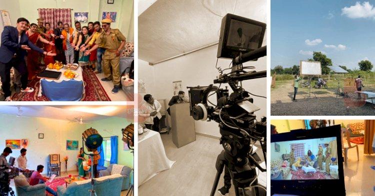 ललितपुर में टीवी सीरियल सब झोलझाल है की शूटिंग हुई शुरू