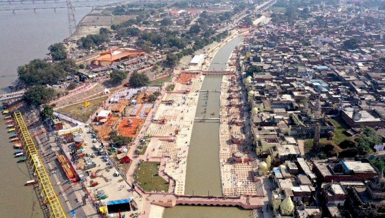 Ayodhya Tourism | Ayodhya City | Ram Janmbhoomi