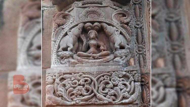 बुन्देलखण्ड समेत पूरे उत्तर भारत में दीवाली पर इसी विशेष पटचित्र की होती है पूजा