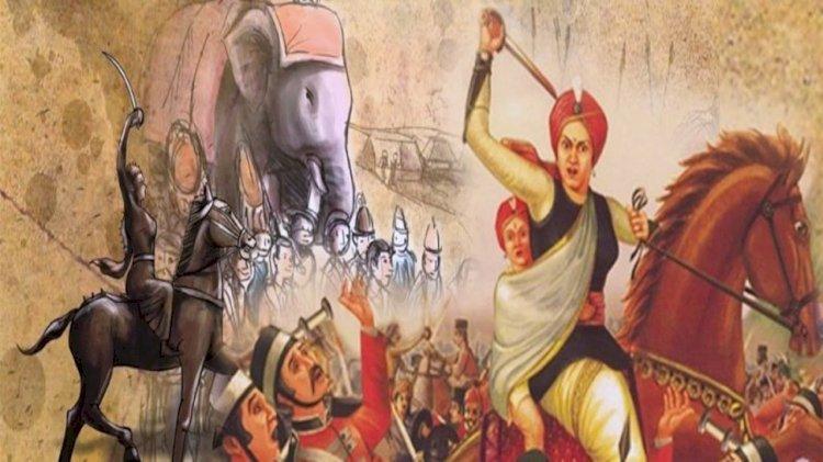 रानी लक्ष्मीबाई : झांसी की वह तलवार जिस का चेहरा अंग्रेज भी कभी भूल नहीं पाये