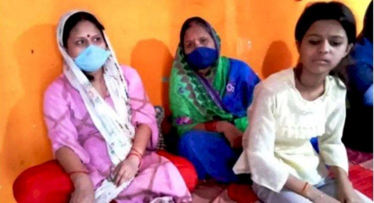 पत्रकार सुलभ श्रीवास्तव की पत्नी रेणुका को नगर पंचायत में मिली नौकरी, सुलभ की हुई थी संदिग्ध मौत