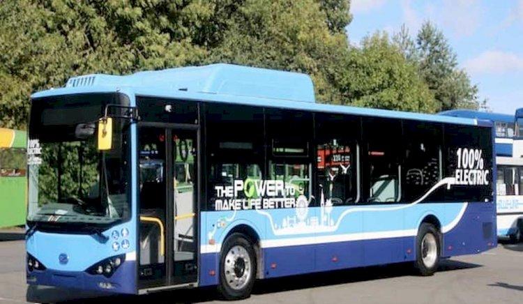 इलेक्ट्रिक बसों का किराया अगले महीने से होगा सस्ता, पांच रूपए में घूम सकेंगे तीन किलोमीटर