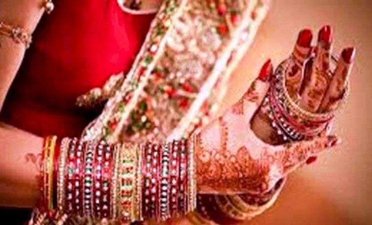चार युवाओं से शादी रचाकर भागी लुटेरी दुल्हन साथी सहित गिरफ्तार