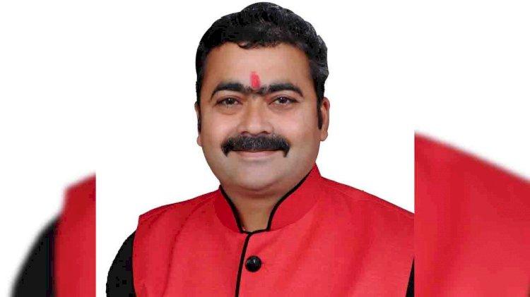समाजसेवी अमित सेठ भोलू भारतीय उद्योग व्यापार मंडल के जिला अध्यक्ष बने
