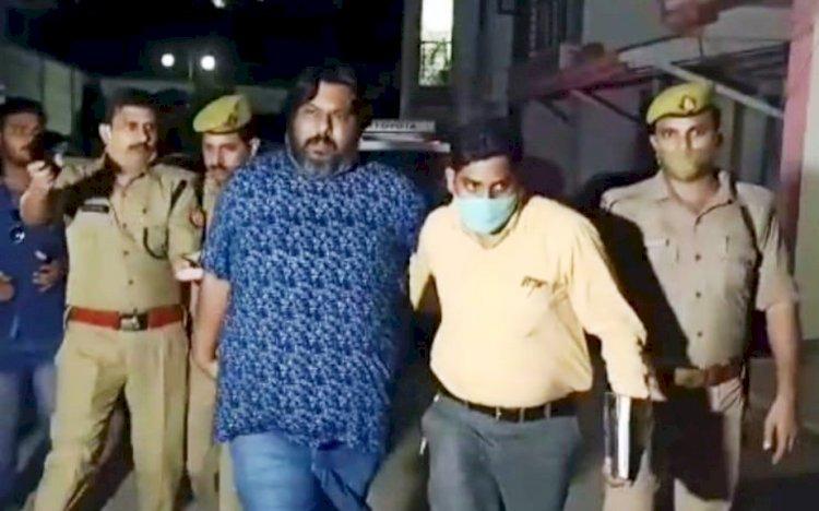 कानपुर : 10 वीं मंजिल से गिरकर युवती की मौत, डेरी फार्म मालिक का बेटा गिरफ्तार