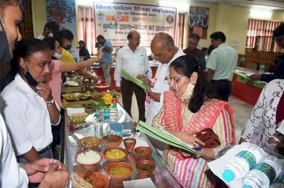 बुंदेली व्यंजन सभी वर्ग के लोगों के लिए सुलभ व पौष्टिक